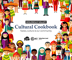 Molonglo Valley Cultural Cookbook