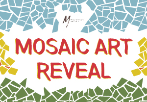 Mosaic Art Reveal