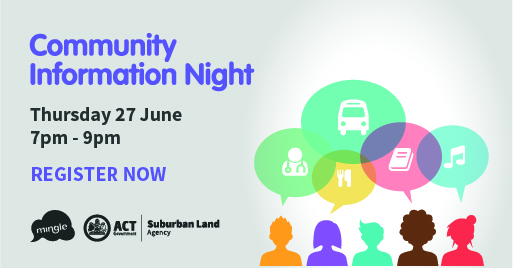 Molonglo Valley Community Information Night