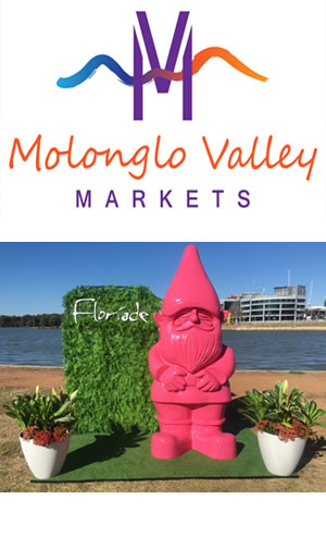 Molonglo Valley Markets + Floriade