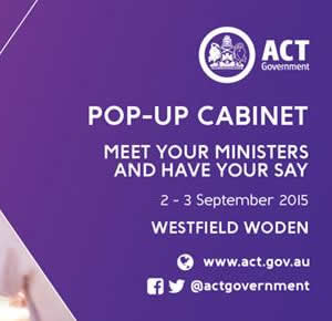 Pop up cabinet meeting 2-3 september