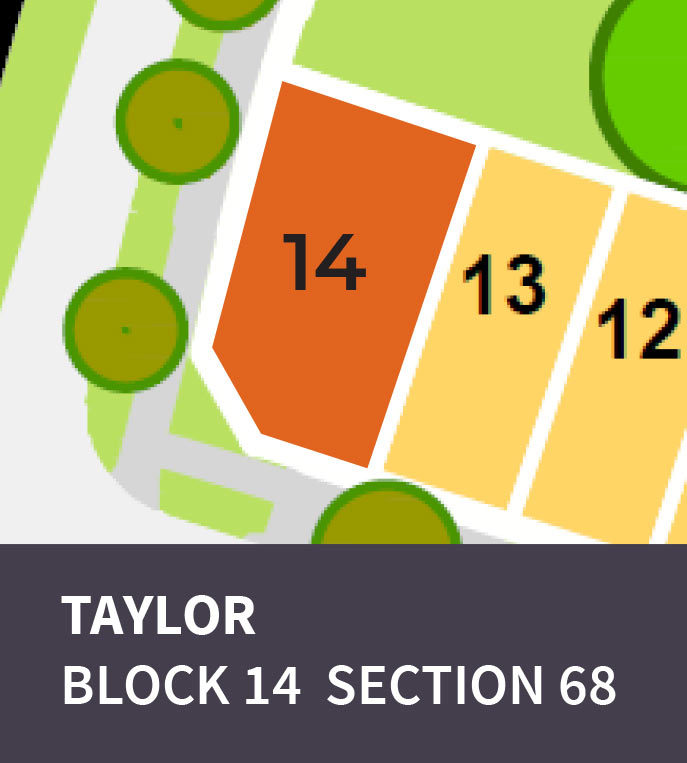 Block 14 Section 68