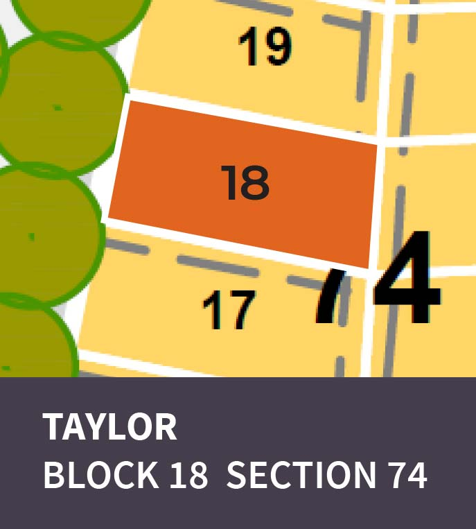 Block 18 Section 74