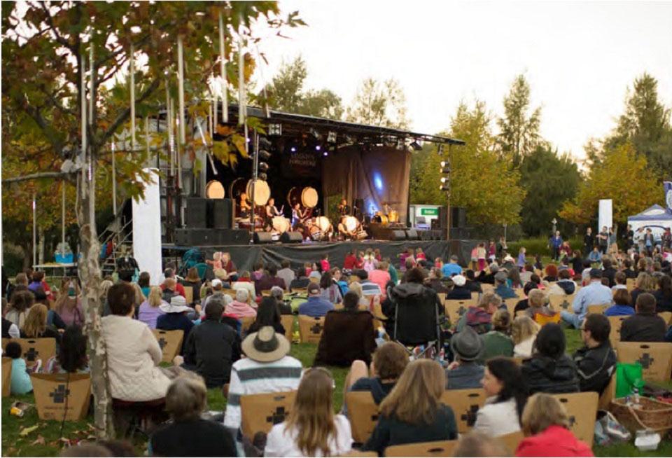 Canberra International Music Festival Twilight Event 2013
