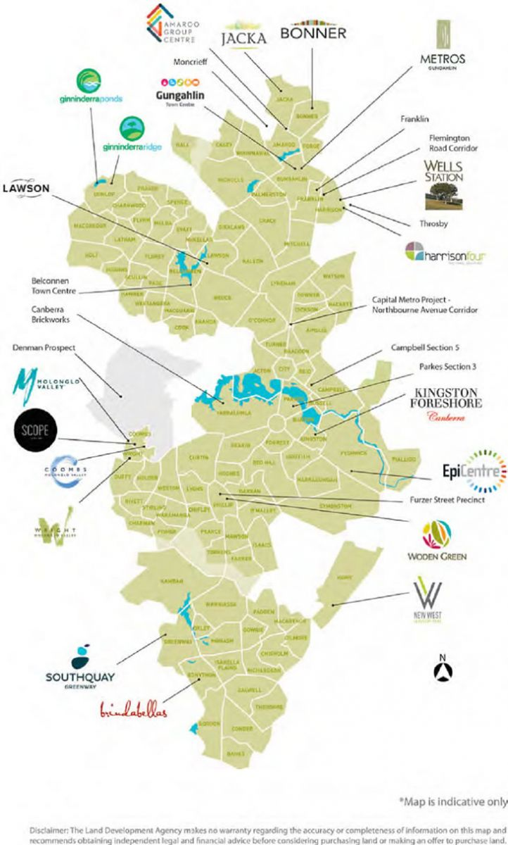 LDA developments 2012-13