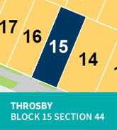 Throsby Block 15 Section 44