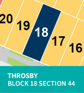 Throsby Block 18 Section 44