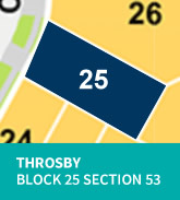 Throsby Block 25 Section 53