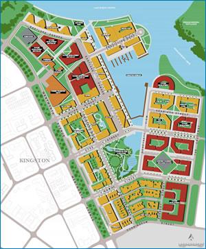Kingston Foreshore Masterplan