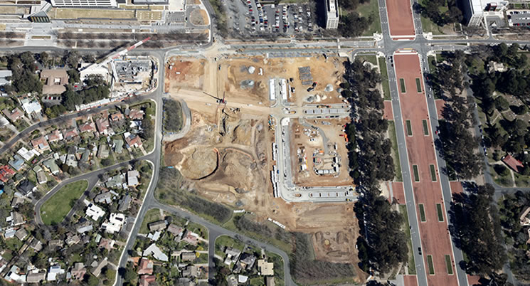 Campbell 5 Civil and Earth Works Update – 3 September 2014