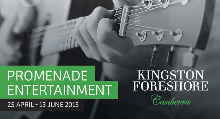 Kingston Foreshore Promenade Entertainment