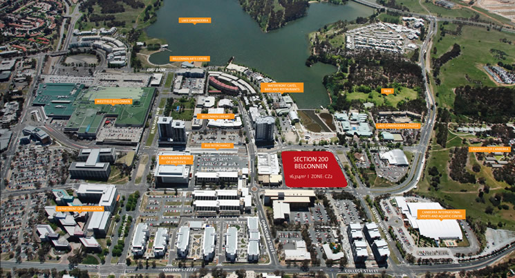 For Sale by Auction – Belconnen Englobo Opportunity