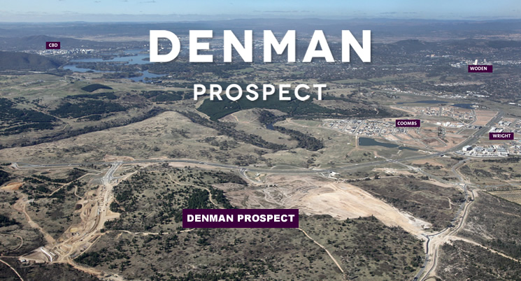 Local Firm Selected to Develop Denman Prospect