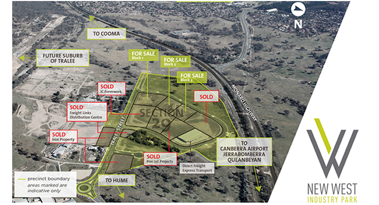 Development Opportunities in Canberra's Growing Industrial Precinct