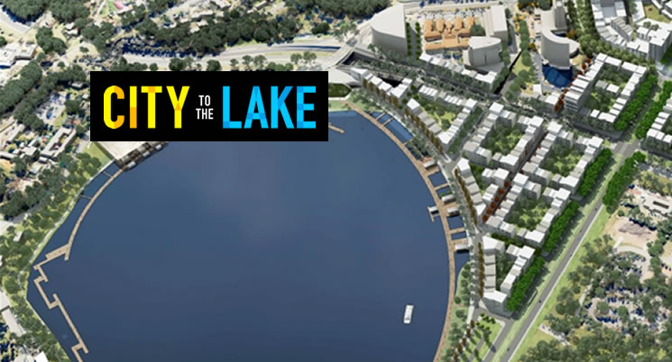 City to the Lake Community Engagement