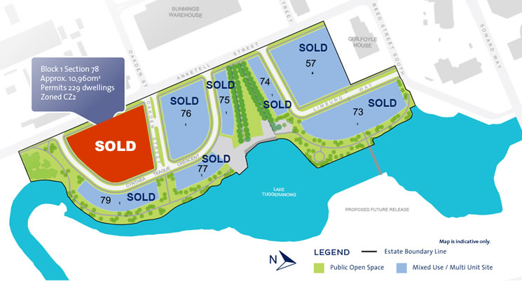 Sold at Auction – Final Mixed Use Site at Southquay Greenway