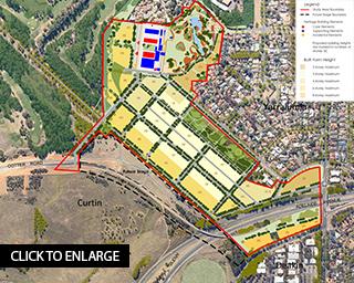 Canberra Brickworks Masterplan