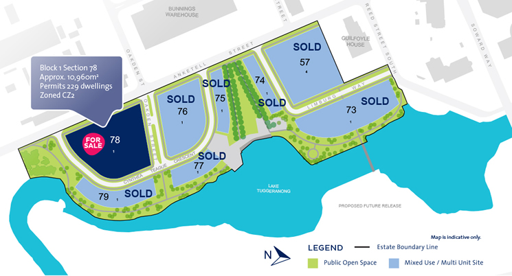 Sale by Auction - Southquay Greenway