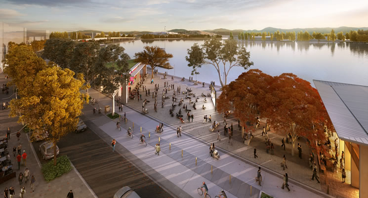 West Basin Waterfront Consultation Report