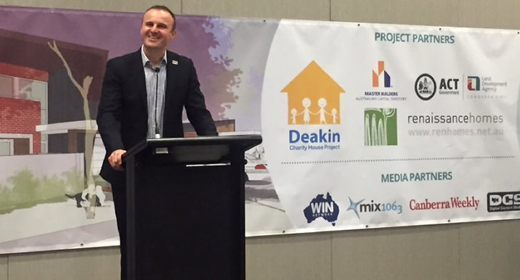 Deakin Charity House Launched