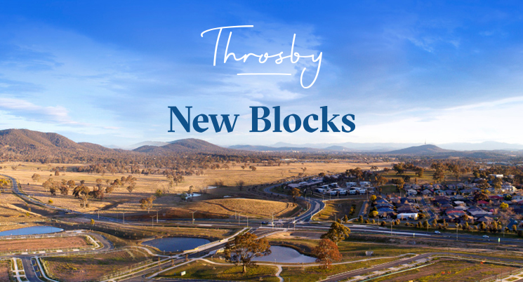 New blocks to be released soon in Throsby – Register Your Interest!