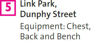 5 – Link Park, Dunphy Street
