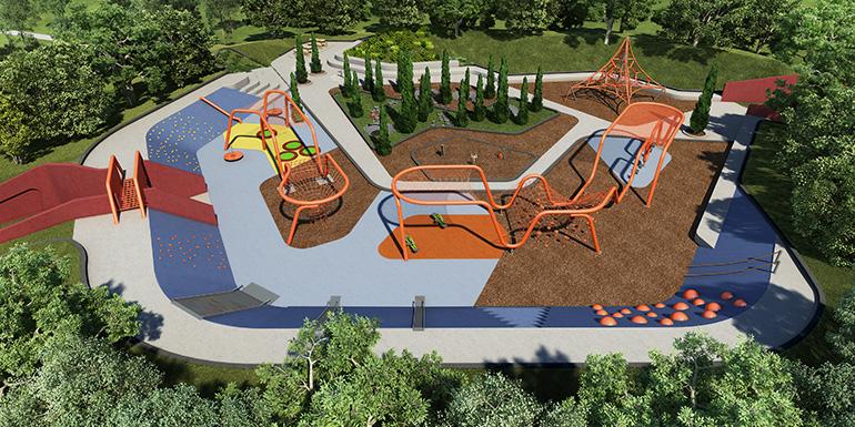 Playground Render