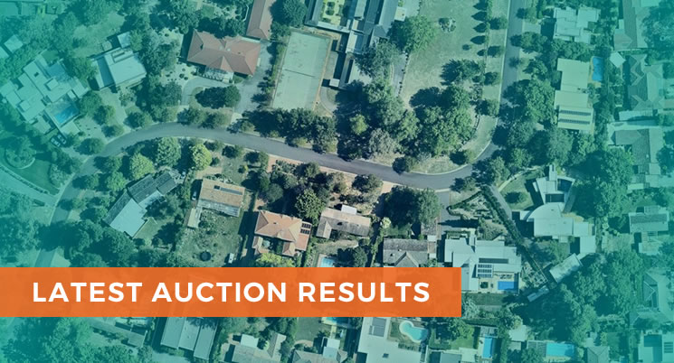 Suburban Residential Blocks Sell Under the Hammer