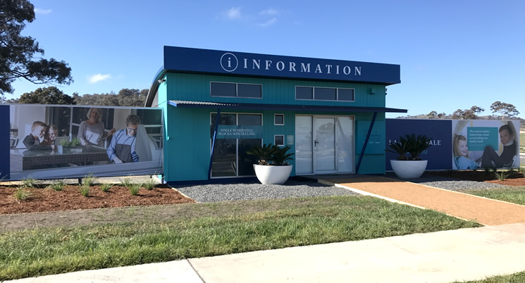 Visit our Throsby Sales & Information Centre