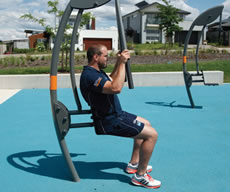 Tricep Extensions (strength)