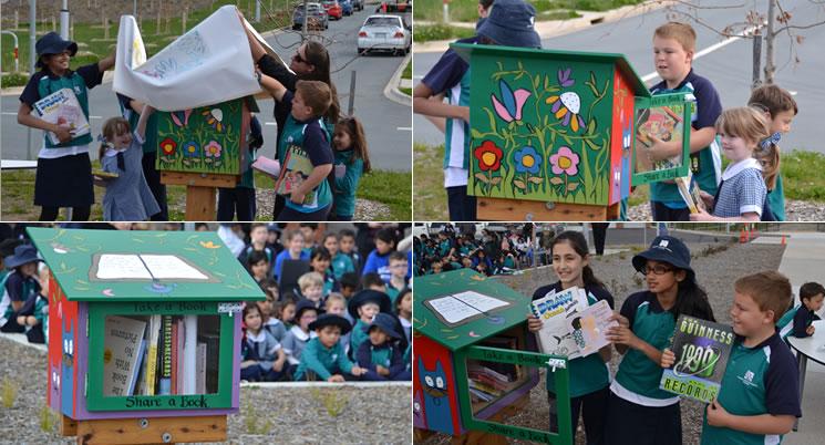 Molonglo Valley Book Box