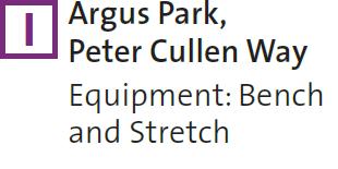 1 – Argus Park, Peter Cullen Way