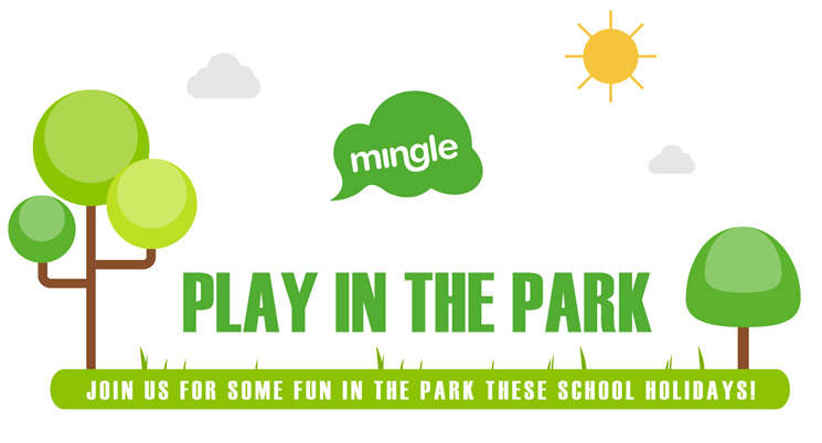 Play in the Park - Opening of a new Moncrieff play space