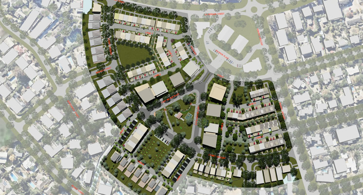 Next stage of Red Hill renewal project about to begin