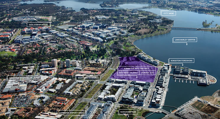 Kingston Arts Precinct – Requests for Proposal (RFP)
