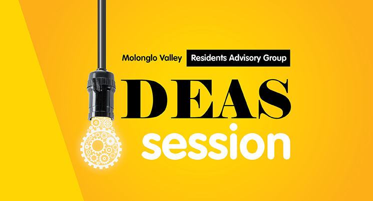 Residents Advisory Group – Ideas Session