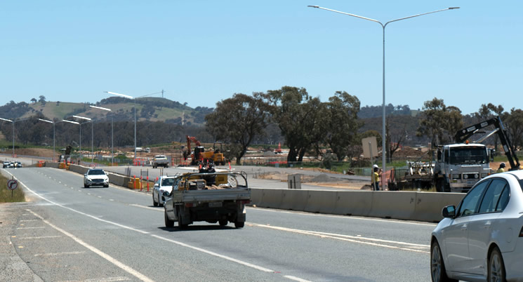 Horse Park Drive Works