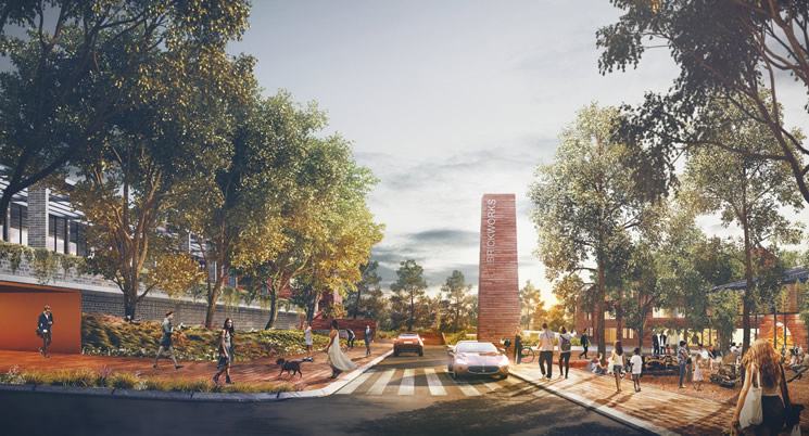 Preferred Tenderer Announced for the Canberra Brickworks
