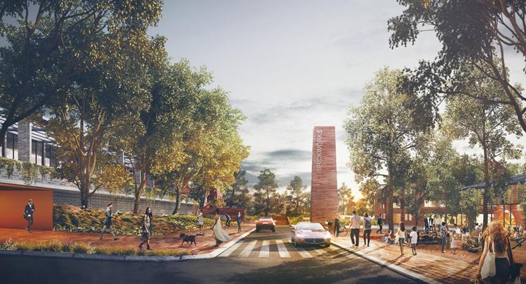 Preferred Tenderer Announced for the Canberra Brickworks