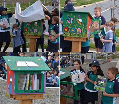 Book Box Launch