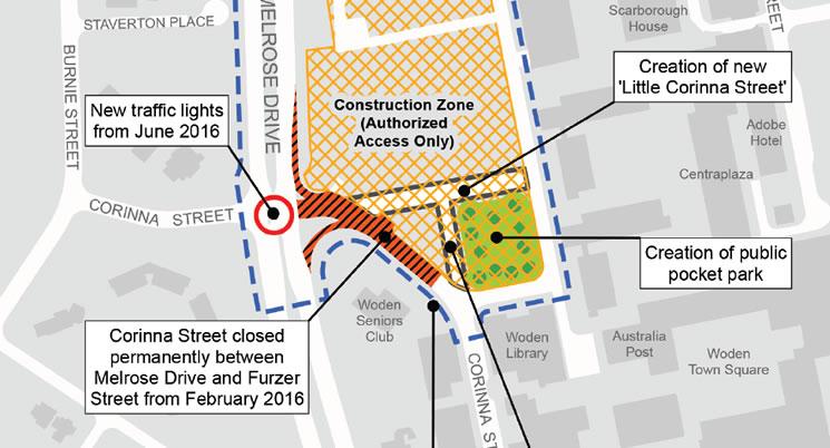 Furzer Street Precinct - Drop-in Information Session