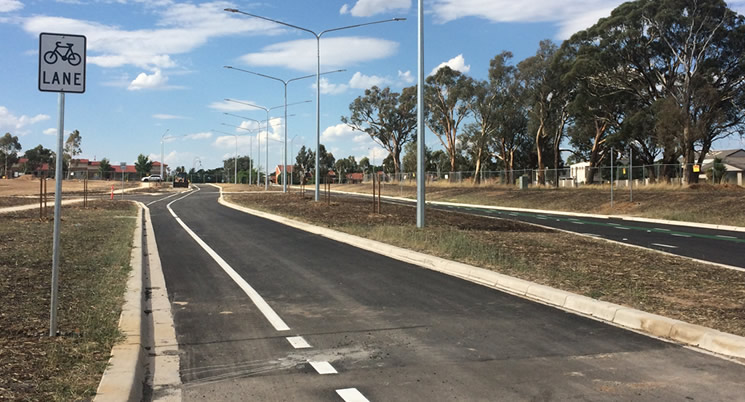 Road Opening Creates Better Access to Gungahlin Town Centre