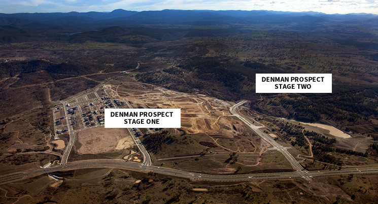 Denman Prospect stage two sold to Capital Estate Developments