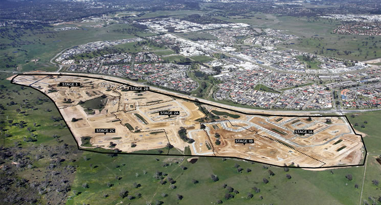 Throsby Construction Update