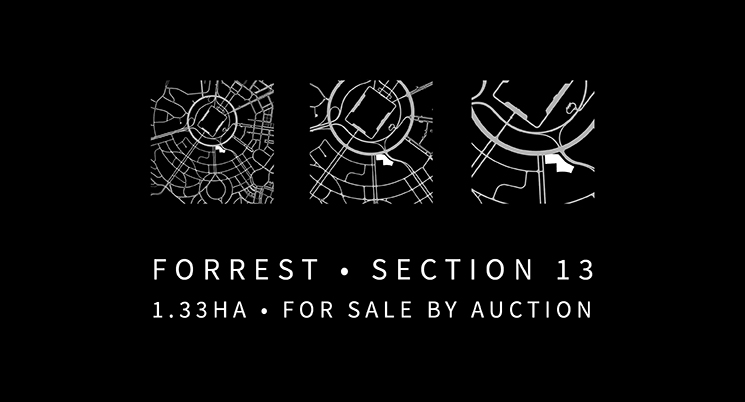 For Sale By Auction: Forrest Section 13