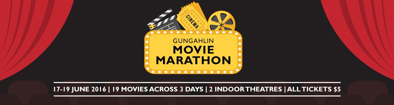 Gungahlin Movie Marathon