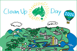 Clean up Australia Day 2016