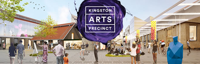 Kingston Arts Precinct