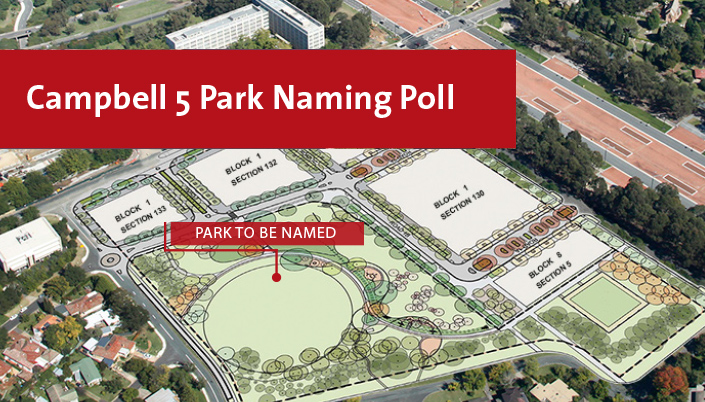 Campbell 5 – Park Naming Poll
