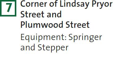 7 – Corner of Lindsay Pryor Street and Plumwood Street